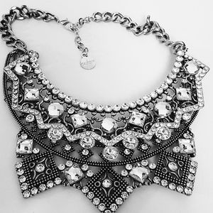 7 Charming Sisters Jewelry - Statement Bib Necklace
